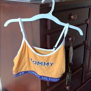 Tommy Hilfiger cotton bralette